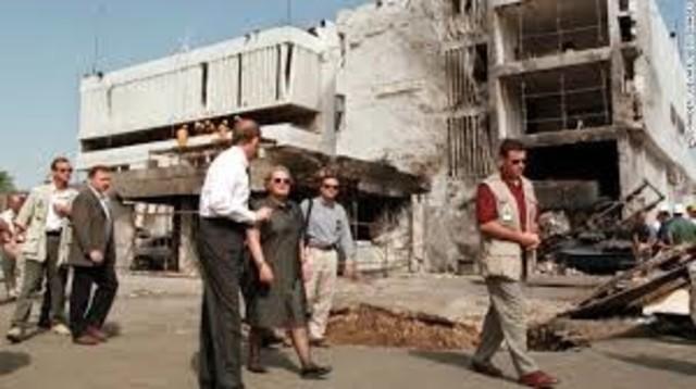 Embassy Bombing in Tanzania