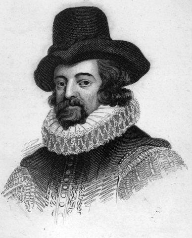 Sir Francis Bacon creates the Scientific Method