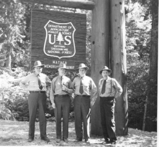 U.S. Forest Service.