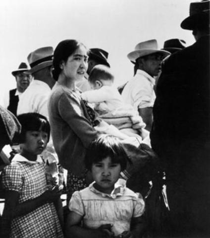 Internment of Japanese