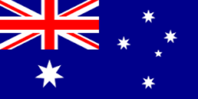 The Australian Flag Was Flown For the First Time