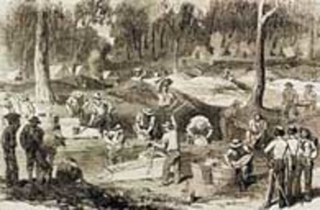 First Western Australian Gold Discovery