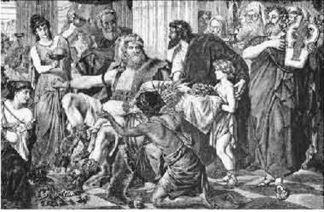 Взятие Аларихом Рима