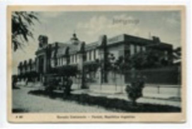 Escuela nacional de puentes y calzadas