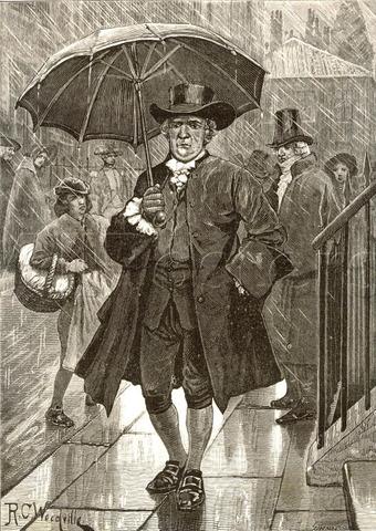 Invencion del Paraguas (Francia)