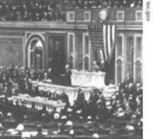 American Congress Declares War