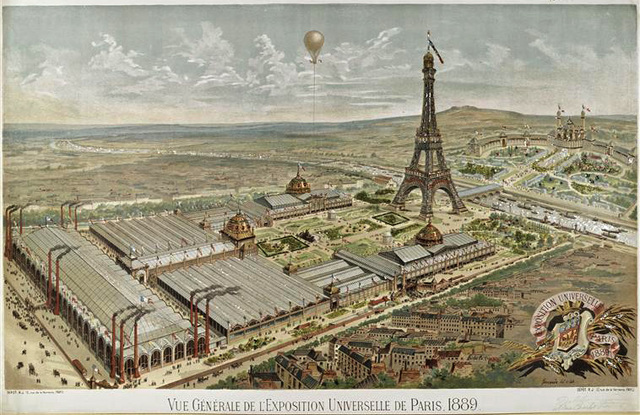 Exposicion universal: Paris 1889
