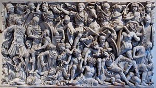 Скифская война (238-271 гг.)