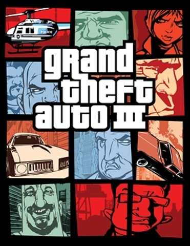 grand theft aut o 3