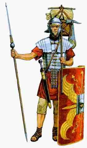 Начало Маркоманнских войн.