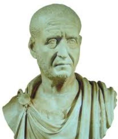 Гибель императора Деция.