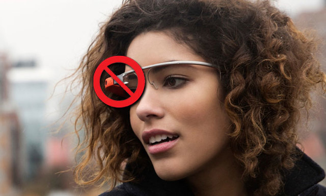 Interdiction du port de Google Glass au volant