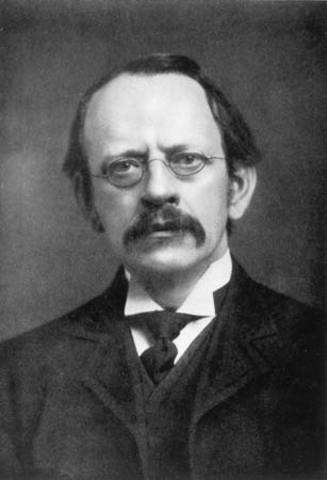 J.J THOMSON by google images