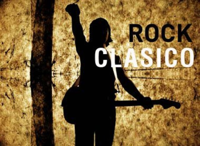 Época del rock clásico.