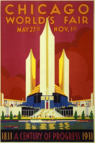 Exposicion Universal: Chicago 1933