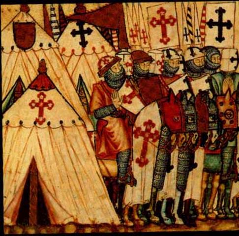 El Objetivo de las Cruzadas.