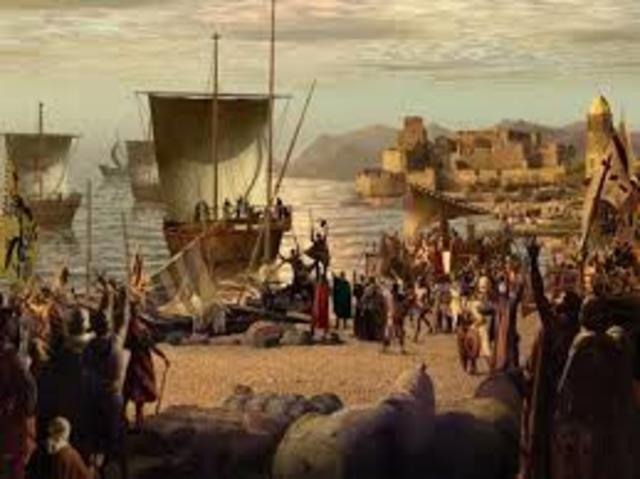 Las Cruzadas tuvieron reperusiones Políticas, Económicas y Sociales de gran alcance.