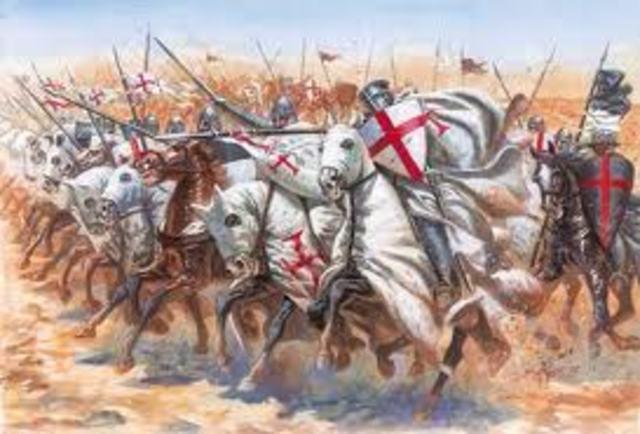 ¿Qué fueron las Cruzadas?. (1)
