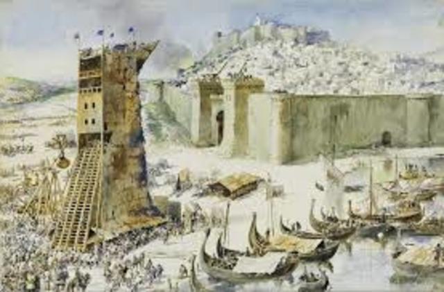 El asedio de Lisboa