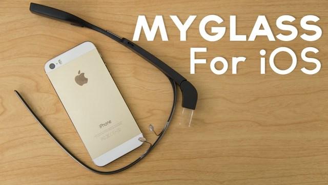 MyGlass pour iOS