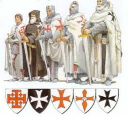 Personas que destacaron en las Cruzadas.