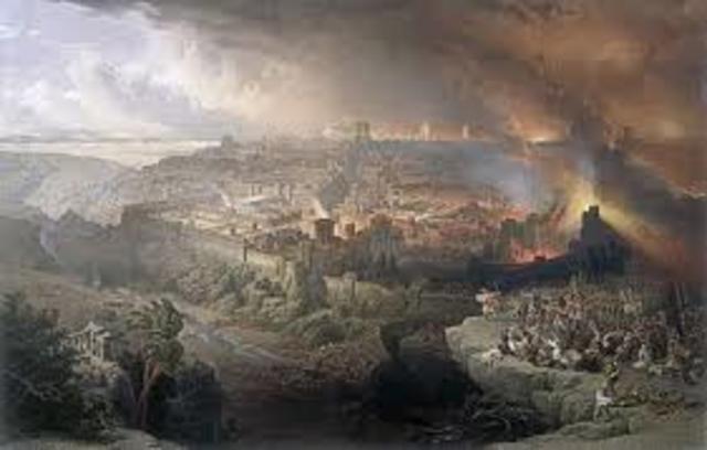 CONQUISTA DE JERUSALÉN
