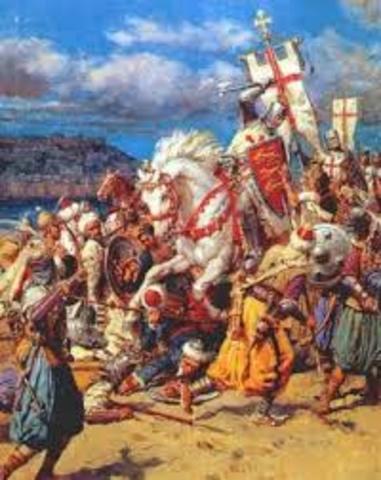 La tercera cruzada