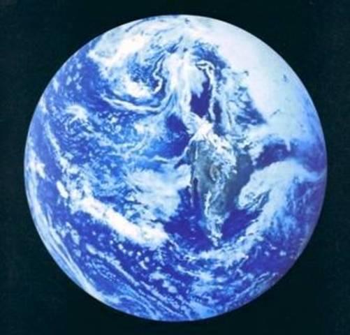 Hace 4.500 millones de años