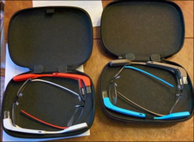 Tester les Google Glass