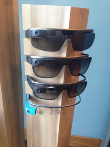 Google Glass disponibles chez votre opticien
