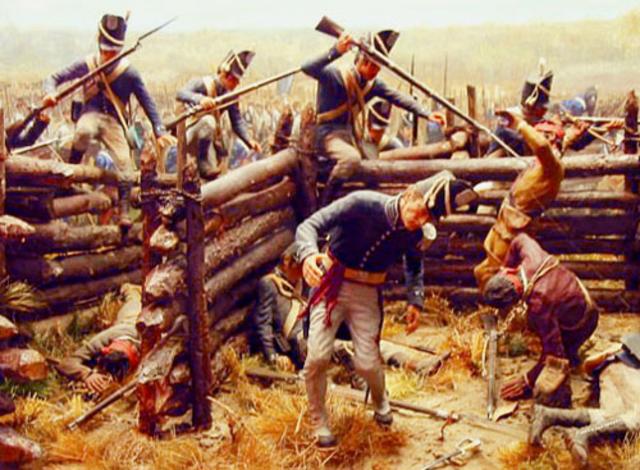 Andrew Jackson and the Battle of Horseshoe Bend