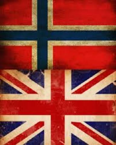 Inglaterra y Noruega se adhieren a Internet