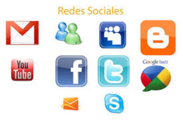 Auge de la redes sociales