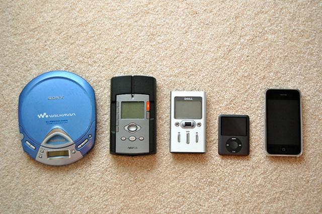 Evolution du MP3