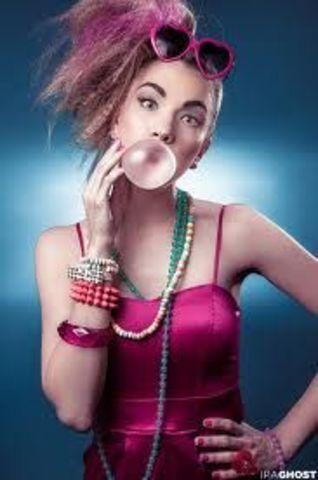 Bubblegum Fashion