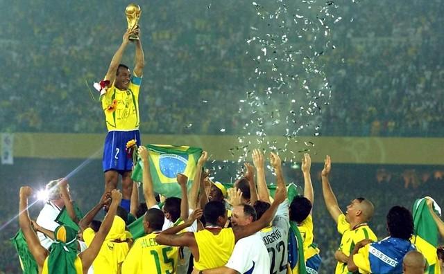Copa do mundo, Brasil campeão