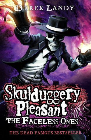Skulduggery Pleasant Faceless Ones