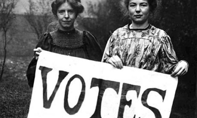 Victorian Women Are Allowed To Vote