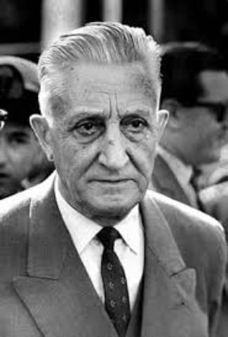 PRESIDENCIA DE ARTURO ILLIA - 1963-1966