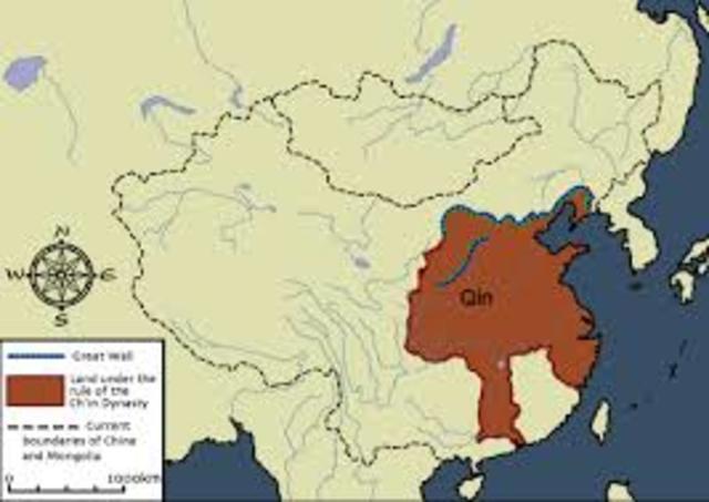 Qin Dynasty/Period