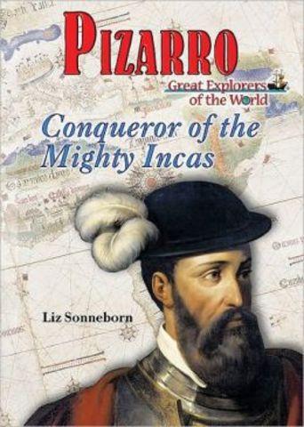 Pizarro conquers Incan Empire
