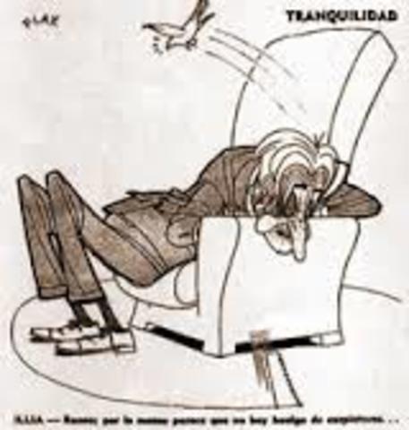 PRESIDENCIA DE ARTURO ILLIA - LA ANTESALA DEL GOLPE DE 1966