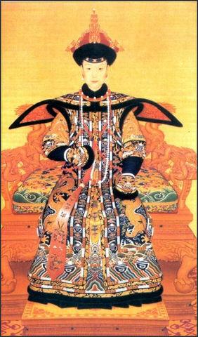 Manchus establishes Qing Dynasty in China