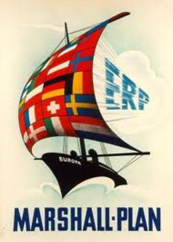 GUERRA FRIA - PLAN ECONOMICO - EE.UU - PLAN MARSHALL