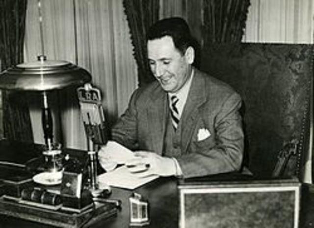 GOLPE MILITAR DE 1943 - FARRELL