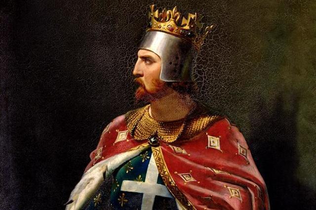 """Cruzada de Ricardo I """"Corazón de León"""" y Felipe II Augusto"""
