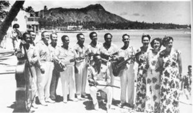 Hawii Calls