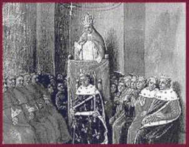 Pope Urban II Preaches the First Crusade at Council of Clermont