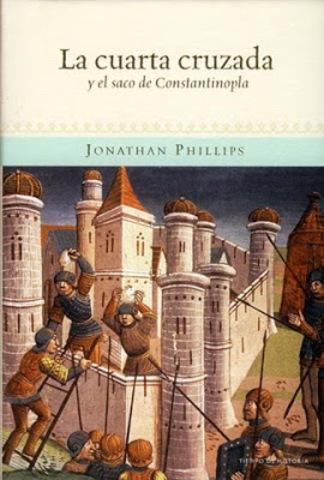 La toma y saqueo de Constantinopla