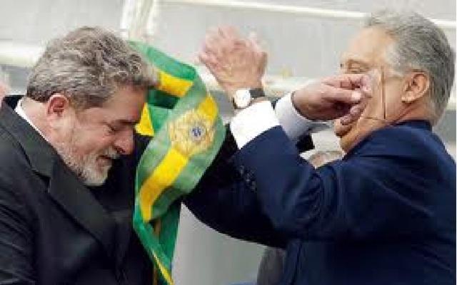 Política-Lula assume a presidência